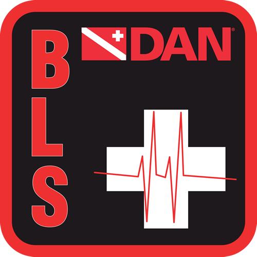 Logo DAN BLS