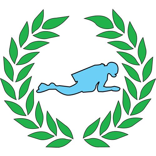 Logo Master Scuba Diver